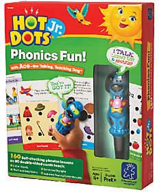Educational Insights Phonics Fun Electronic Quiz Card Set by Educati onal Insights