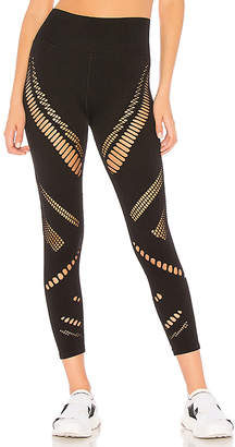 Alo High Waist Seamless Radiance Capri Legging