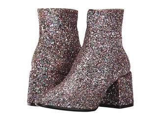 MM6 MAISON MARGIELA Glitter Bootie Women's Boots