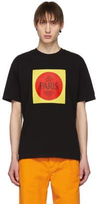 Kenzo Black Japan Logo T-Shirt