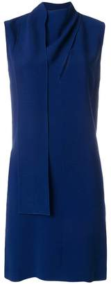 Stella McCartney neck drape dress