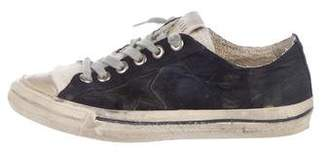 Golden Goose Vstar2 Low-Top Sneakers