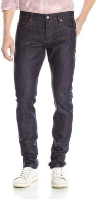 The Unbranded Brand Men's UB401 Tight Indigo Selvedge