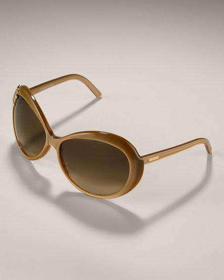 Yves Saint Laurent Logo Sunglasses