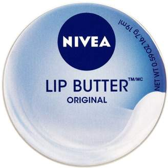 Nivea Lip Butter Tin - Original - Pack of 2