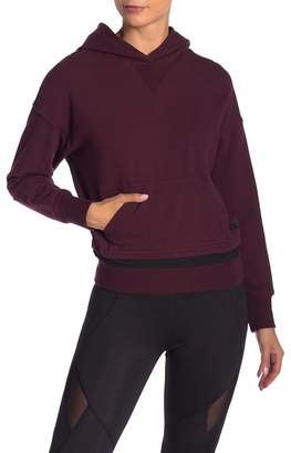 Andrew Marc Hooded Pullover