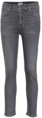 Citizens of Humanity Rocket Crop high-rise skinny jeans
