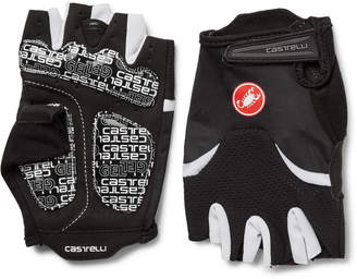 Castelli Arenberg Gel AX Suede and Jersey Cycling Gloves