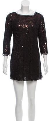 Joie Sequin Mini Dress w/ Tags