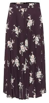 Velvet Nalani floral skirt