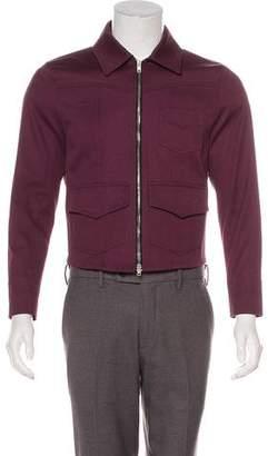 Yang Li Workwear Zip-Front Jacket w/ Tags