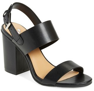 Women's Bp. 'Truce City' Block Heel Sandal $69.95 thestylecure.com