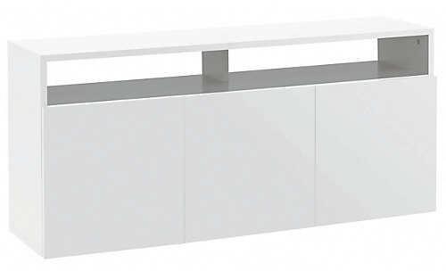 habitat kubrik large sideboard white home. Black Bedroom Furniture Sets. Home Design Ideas
