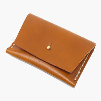 ce69b0ae3a58 Leather   Thread Personalised Leather Coin Purse