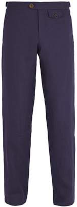 Oliver Spencer Linton linen trousers