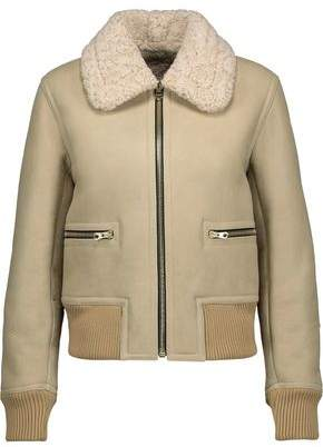 Sandro Cerone Shearling Jacket