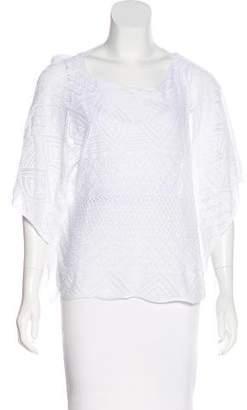 Polo Ralph Lauren Textured Bateau Neck Sweater