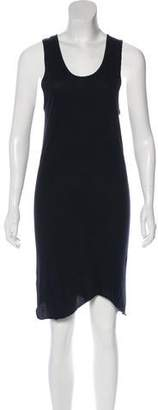 Bassike Sleeveless Midi Dress