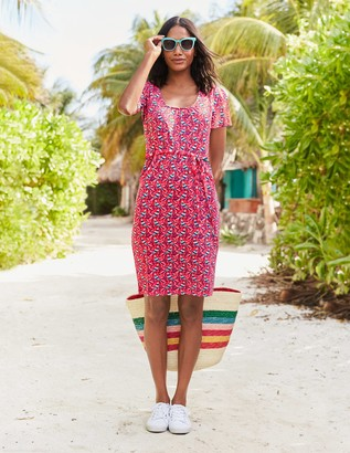 Elspeth Jersey Dress