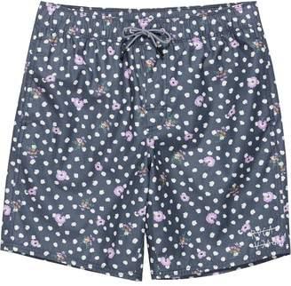 RVCA Dahlia Elastic Short- Men's