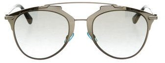 Christian Dior  Christian Dior Metallic Reflected Sunglasses