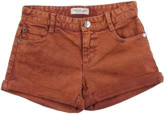 Twin-Set Denim shorts - Item 42583607IO