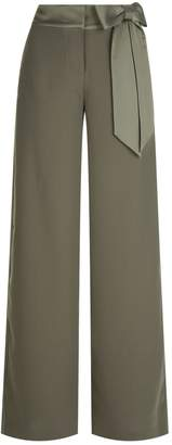 Ted Baker Jaymi Wide Leg Bow Detail Trousers