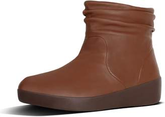 FitFlop Skatebootie Leather Boots