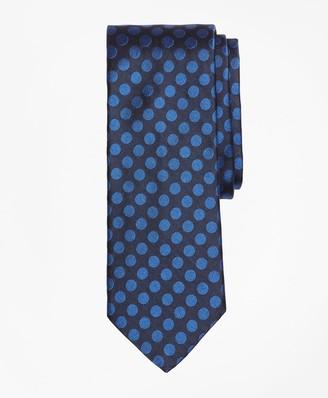 Brooks Brothers Large Polka Dot Tie