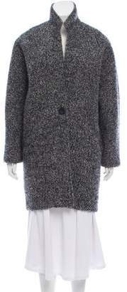Isabel Marant Wool-Blend Coat
