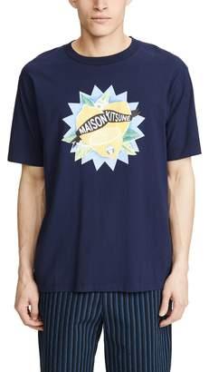MAISON KITSUNÉ Limone T-Shirt