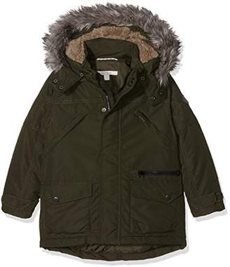 60b18669c058e Esprit RI4418E Boys' Coat - Green - 18-24 Months