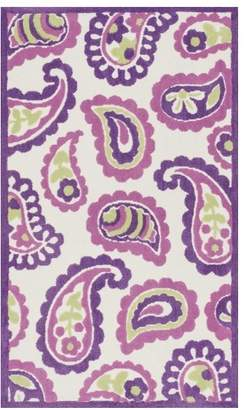 Loloi Rugs Loloi Piper Collection Rug, Purple and Green