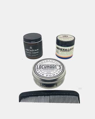 The Pomade Shop Essential Oil Based Pack