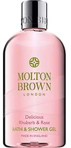 Molton Brown Women's Rhubarb & Rose Bath & Shower Gel