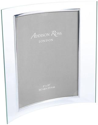 d74ca7b64ac Addison Ross - Curved Glass Photo Frame - 8x10