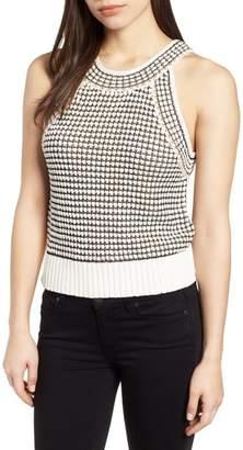 Kenneth Cole New York Sleeveless Cotton Sweater