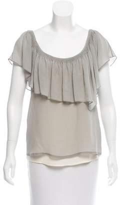 Vena Cava Silk Sleeveless Top