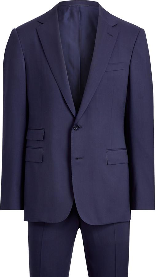 Ralph Lauren Gregory Handmade Wool Suit