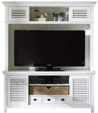 """Beachcrest Home Silver Springs Entertainment Center for TVs up to 60"""""""