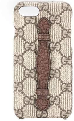 Gucci monogram iPhone 8 case