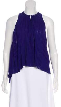 Etoile Isabel Marant Purple Sleeveless Top