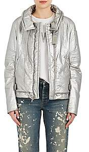 Helmut Lang RE-EDITION Women's Astro Moto Jacket - Slvr