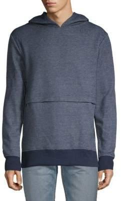 Sovereign Code Checkered Hooded Sweatshirt