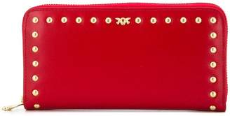 Pinko big zipped wallet