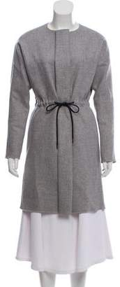 Derek Lam Wool Knee-Length Coat