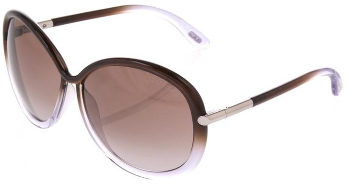 Tom Ford Round framed sunglasses