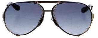 Givenchy Gradient Aviator Sunglasses