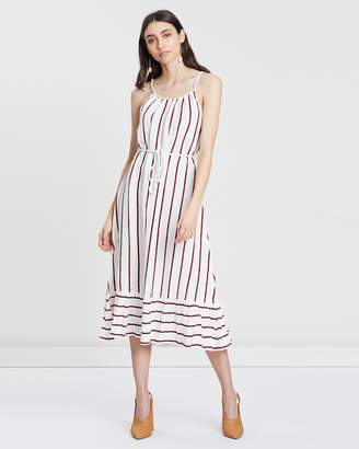 Mng Braided Dress