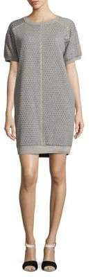 Gabby Skye Dotted Sweater Dress